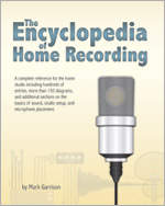 encyclopedia of home recording on kindle