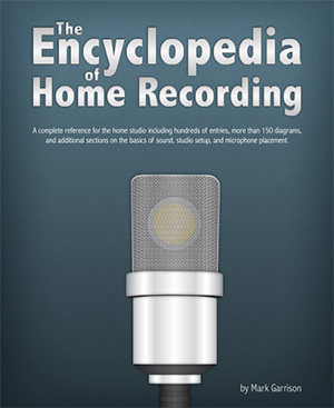 encyclopedia of home recording new cover